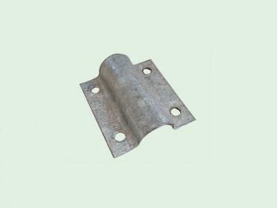 Four-hole clamp