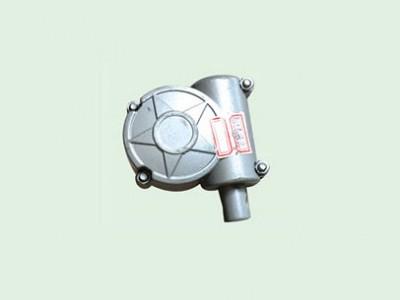 涡轮手动卷膜器