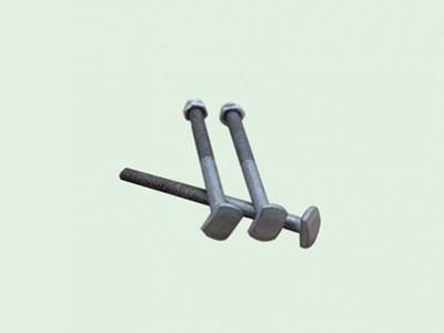 T shaped screw