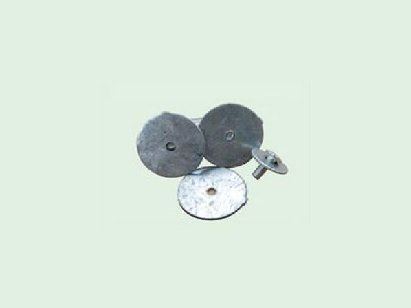 Counterweight iron